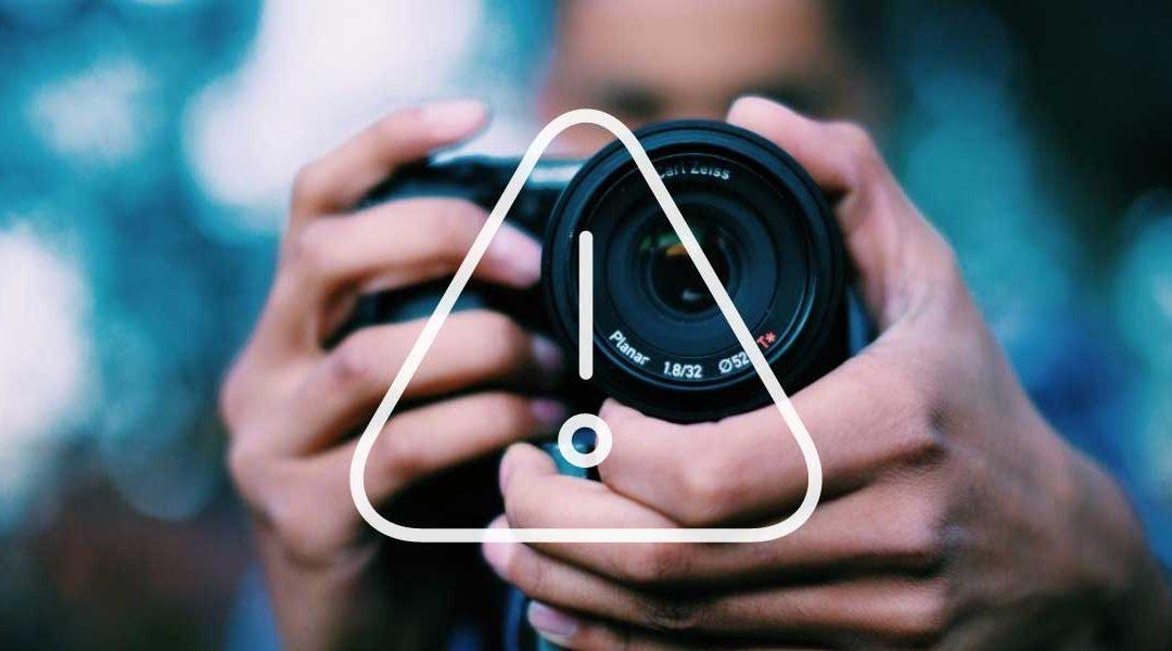 """Por que você deve Excluir """"Eu sou fotógrafo(a)"""" do seu vocabulário"""